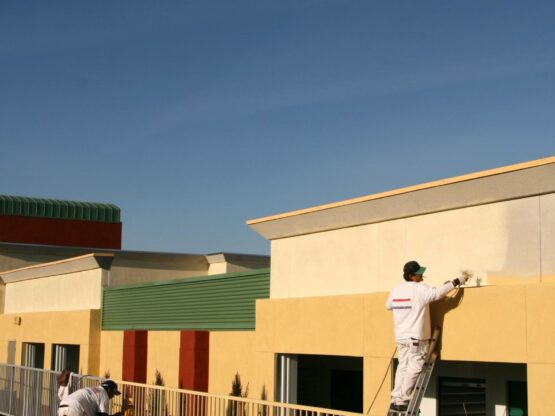 storefront painters rancho ca