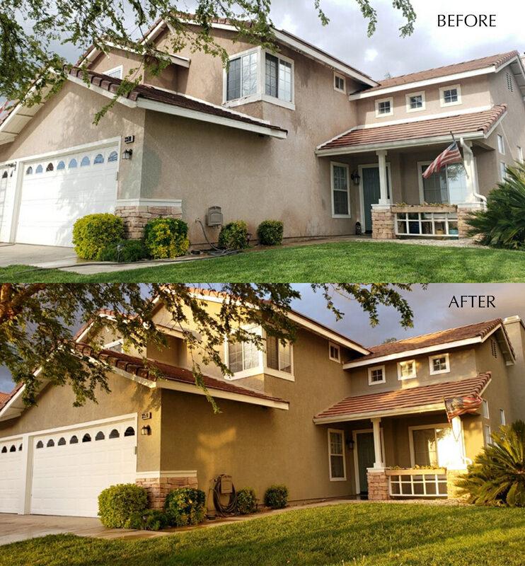 exterior house painters rancho ca